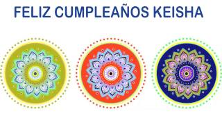 Keisha   Indian Designs - Happy Birthday