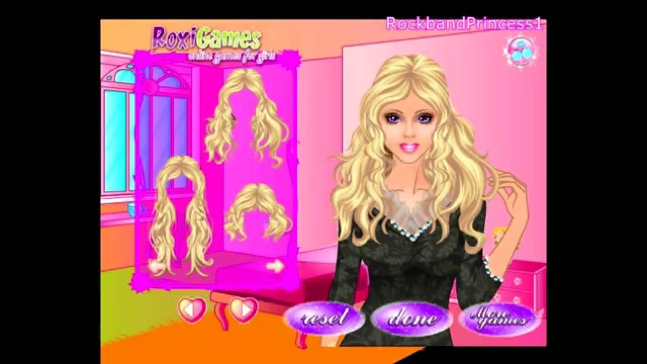 Barbie Games Barbie Dress Up Games Barbie S Lovely