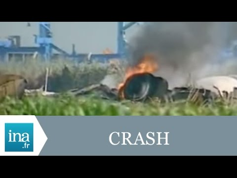 Crash Airbus A330  à Toulouse - Archive INA