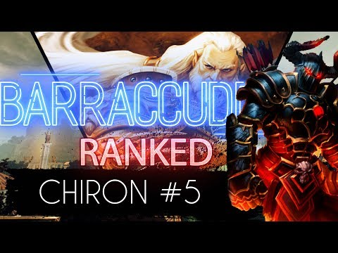 Chiron #5   If you're not diving you're not playing ranked right.