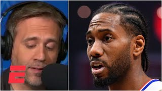 Perk calls out Max for giving up on Kawhi and makes his title and MVP picks | The Max Kellerman Show
