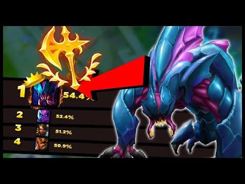 How to play the most BUSTED jungler in League of Legends (abuse for free elo!) thumbnail