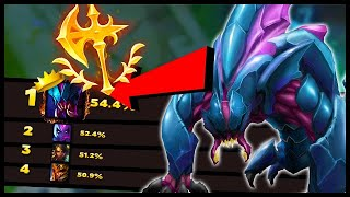 How to play the most BUSTED jungler in League of Legends (abuse for free elo!)