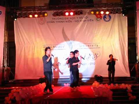 Tan Biến - M4U (Mr & Miss Đại học Y Hà Nội 2010)