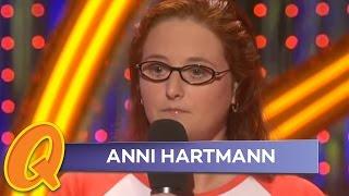 Anni Hartmann: Wär ich doch bei der Sparkasse geblieben | Quatsch Comedy Club Classics