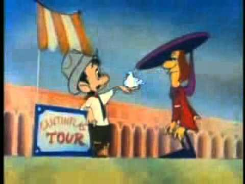 38 Marco Polo - Tiempos Antiguos - Cantinflas Show