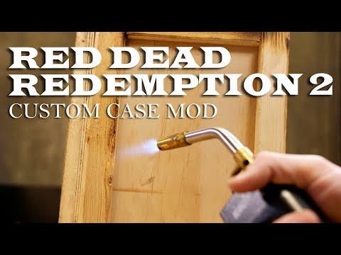 Custom Wooden PC Case... Case Mod