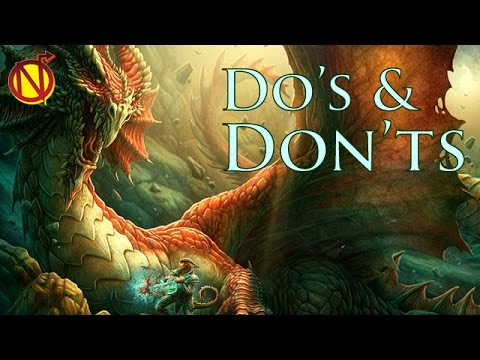 Don't Let Player Versus Player Ruin Your Game- Tabletop RPG PVP Do's and Don'ts| Player Tips