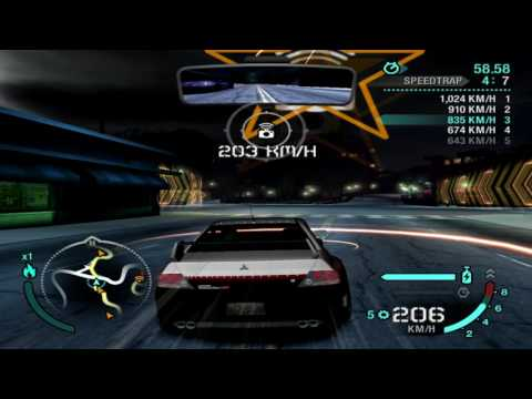 NFS Carbon - Online game 4 [Russian Community]