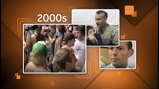 The 2000s | Four Corners over the decades