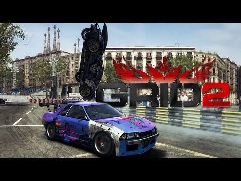 PURE ACTION! - GRID 2 | Lets Play