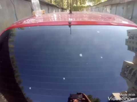 Как отмыть раствор с машины
