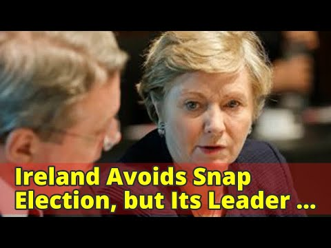 Ireland Avoids Snap Election, but Its Leader Is Weakened