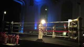 Ring Wars 2015 Senpai Staci Vs Vanda Melko