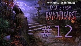 Mystery Case Files: Escape from Ravenhearst Walkthrough part 12