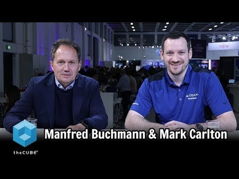 Manfred Buchmann & Mark Carlton  NetApp Insight Berlin 2017