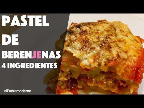 pastel-de-berenjenas- -recetas-faciles-y-rapidas-para-cenar-con-pocos-ingredientes