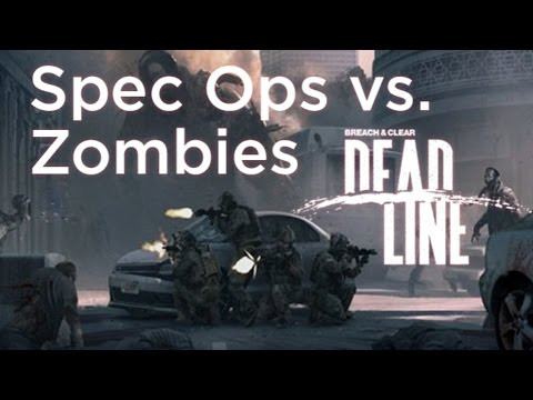 tactical zombie takedowns breach amp clear deadline