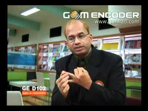 GE D102 ภาษาอังกฤษเพื่อการสื่อสาร หน่วยที่ 1