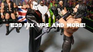 WWE Mattel Elite 39 Full Set Review