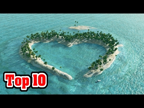 Top 10 AMAZING ISLANDS You WON'T BELIEVE Exist