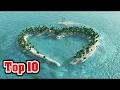 Top 10 AMAZING ISLANDS You WON'T BELIEVE Exist