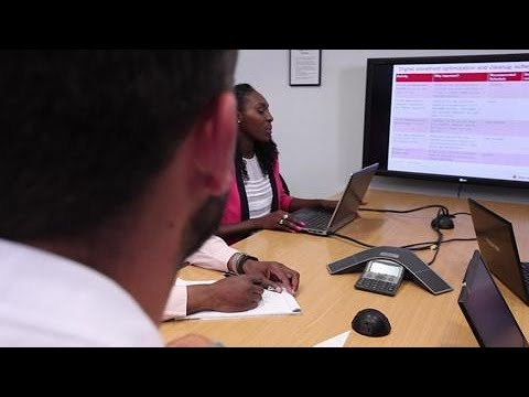 Day in the life of a Digital Marketing associate at Texas Instruments