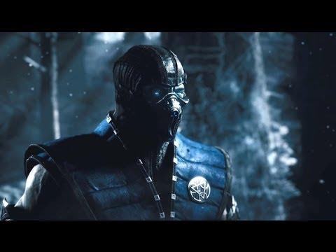 Mortal Kombat X трейлер. (Мортал Комбат 10)
