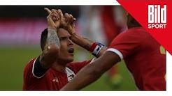 Copa America: Neuling Panama schlägt Bolivien durch Perez-Doppelpack