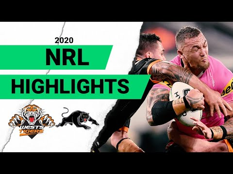 Wests Tigers V Panthers Match Highlights | Round 8 2020 | Telstra Premiership | NRL