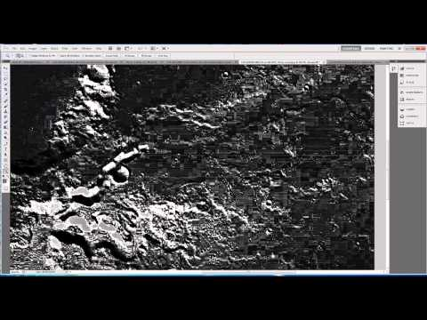Mars Cities Structures Anomalies (Real Images)