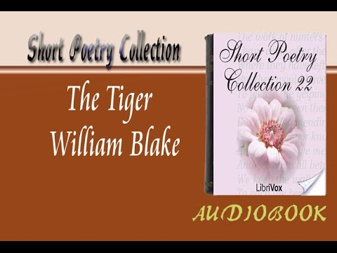 The Tiger William Blake Audiobook Short Poetry