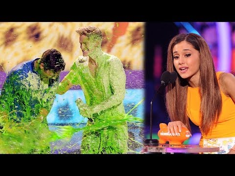 7 Best Moments From the Kids Choice Awards 2014