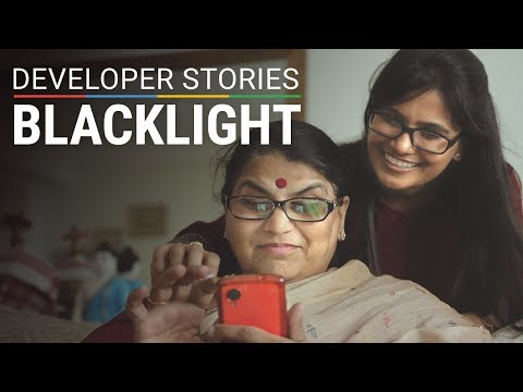 Android Developer Story - Blacklight SW