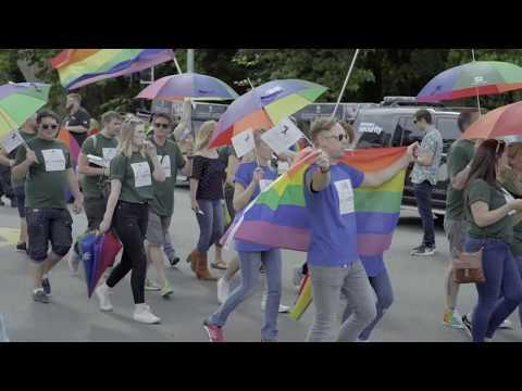 For Pride. Not for Profit   |  Dŵr Cymru. Balchder Cymru 🌈