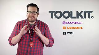 TOOLKIT. The integrated solution that does all the...