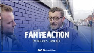 Download Video Everton 2- 0 Palace - Silva Played It Perfectly! MP3 3GP MP4