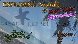 Great Keppel Island - Exploring Australia with Mark Shay