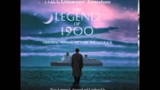 Repeat youtube video Ennio Morricone - La Leggenda Del Pianista Sull'Oceano - Main Title