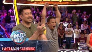 Minute To Win It: Eric Nicolas, pinakabagong milyonaryo sa Minute To Win It!