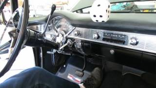 COLD Start 1956 Chevy Bel Air After Sitting Months!!!
