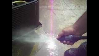 hidrolavadora hidroject amco tools presin mominal 65 bar presin mxima 90 bar