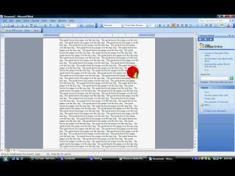 MICROSOFT GLITCH - Score24H - microsoft word easter egg