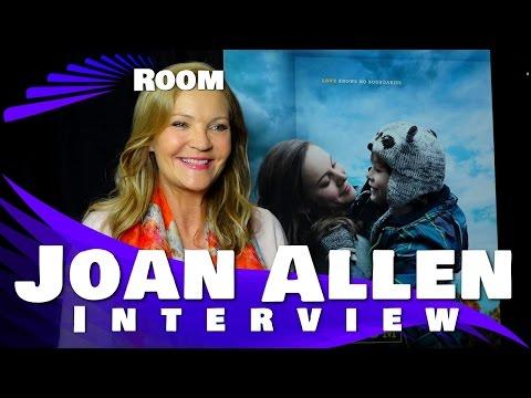 Room: Joan Allen Exclusive Interview