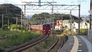 JR九州 キハ40原田線とななつぼし