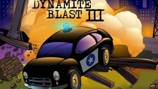 Dynamite Blast 3 Level 1-4 Walkthrough