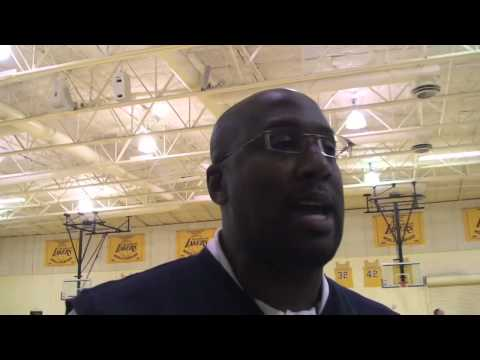 Lakers Coach Mike Brown on Kobe Bryant part 2