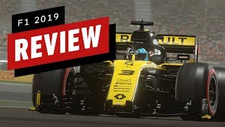 F1 2019 Review (Video Game Video Review)