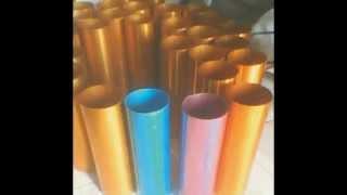 silencer knalpot motor biru pelangi produk tegal