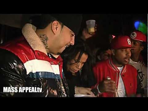 FRENCH MONTANA PERFORMANCE MASS APPEALtv
